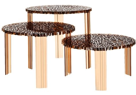 Your living room coffee table can be the highlight of your space. T-Table Coffee Table Kartell - Milia Shop