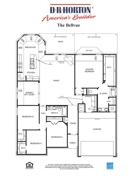 beautiful floor plans  dr horton homes  home plans design