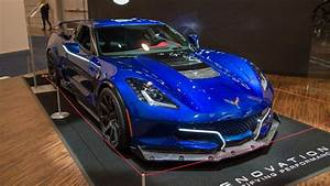 The Genovation Gxe Is An 800hp Electric Corvette With A