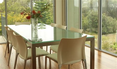 glass cover for dining table custom glass table tops