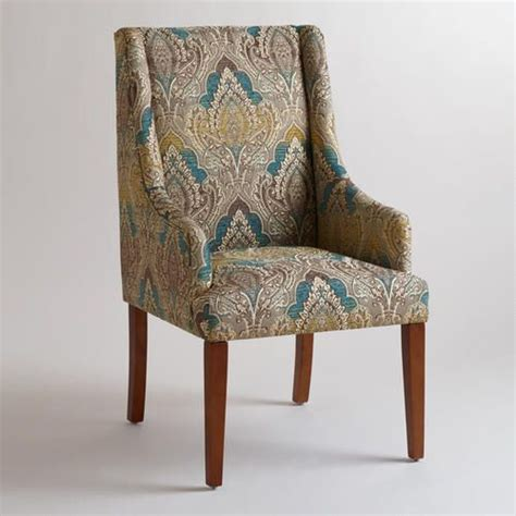 woven jacquard hayden dining chair cost plus chair sale
