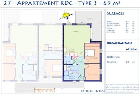 chambre de commerce du lot appartement t3 rez de chaussée 27 programme cottage