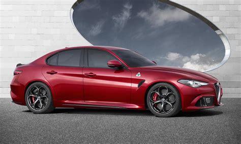 Alfa Romeo Giulia Fiyat by Alfa Romeo Giulia Revealed 375kw Qv Rwd And Awd