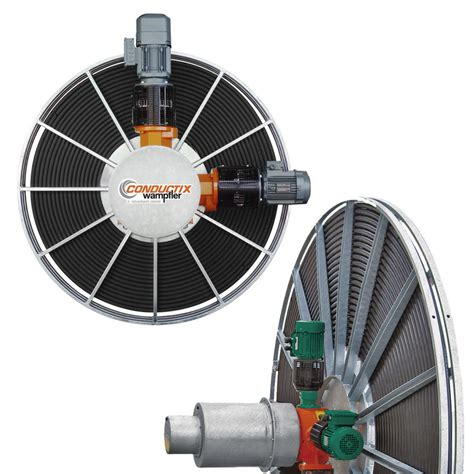 Electric Motor Supply by Motor Driven Reels United States Of America