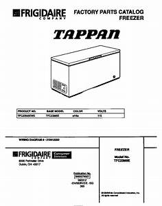 Tappan Tappan Chest Freezer