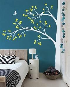Wände Streichen Farbe : tolle wandgestaltung mit farbe 100 wand streichen ideen home ideas pinterest ~ Markanthonyermac.com Haus und Dekorationen