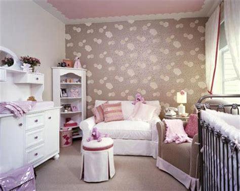 Baby Girls' Nursery Decorating Ideas  Interior Design