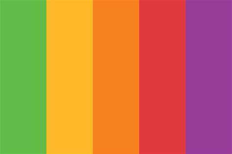 retro color palette retro apple color palette