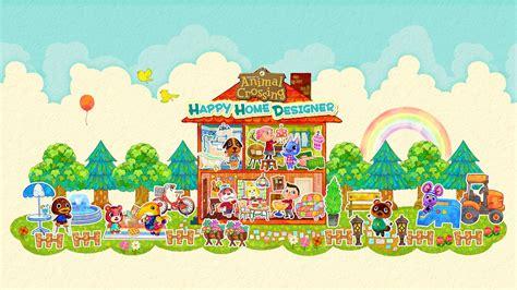 Animal Crossing Happy Home Designer Wallpaper - animal crossing happy home designer hd wallpaper
