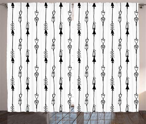 sketch effect graphic print arrows pattern boho tribal