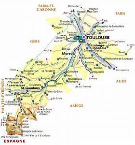 Site D Annonce Gratuite En France : carte plan du departement haute garonne 31 ~ Gottalentnigeria.com Avis de Voitures