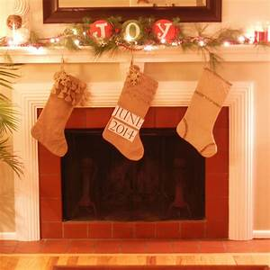 Christmas, Stocking, Birth, Announcement