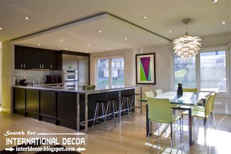 kitchen ceiling light ideas largest album of modern kitchen ceiling designs ideas tiles