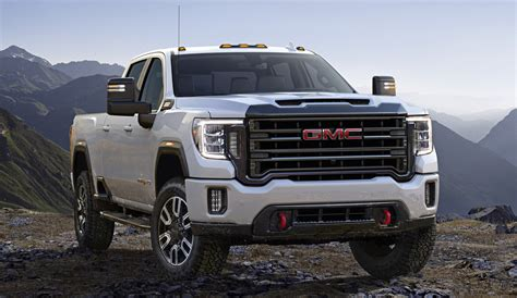 2020 Gmc 2500 Gas by 2020 Gmc At4 Hd Will Haul Many Things Into The