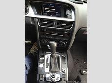 Audi A4A5Q5 Umbau auf MMi3g + Facelift Scotty18 Blog