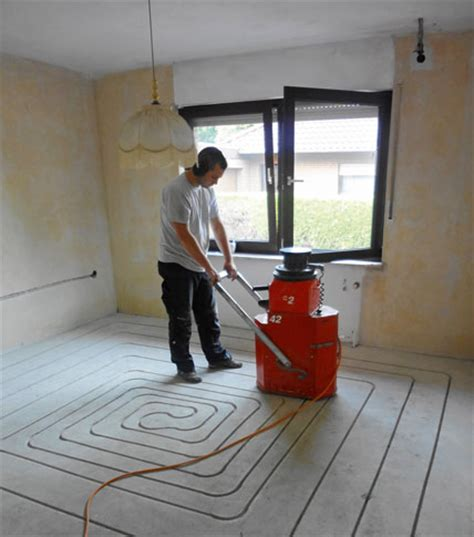 Rotex Heating Systems Gmbh: Fußbodenheizung Nachträglich