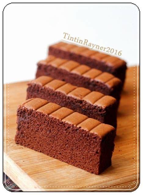 Resep dan cara membuat kue lumpur kentang istimewa lembut sederhana dan gurih. Resep Ogura Chocolate Lembuttt Moist Lumer by Tintin ...