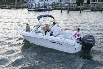 Triumph Boats Problems by Research 2009 Triumph 195 Dc On Iboats
