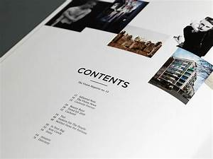 82 best Magazines: contents page designs images on ...
