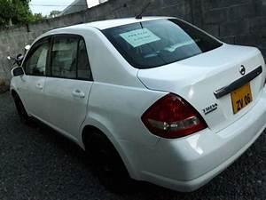 Used Nissan Tiida Latio