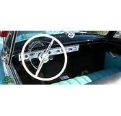 1954 Ford Crestline Convertible Speedometer & Dashboard
