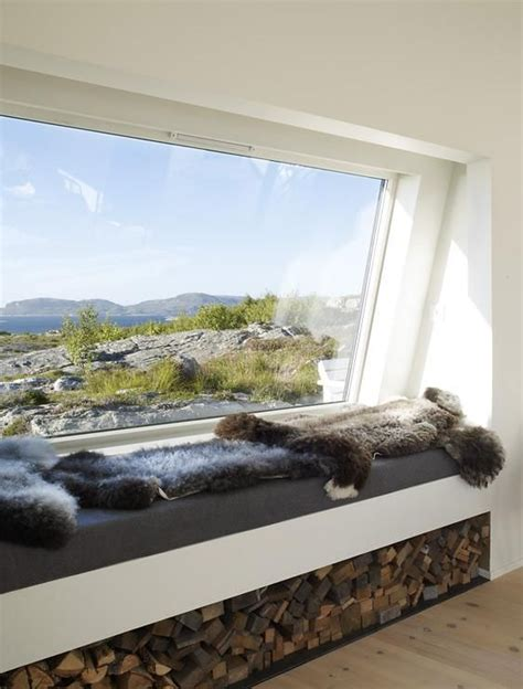 Fensterbank Als Sitzplatz by Ferienhaus In Norwegen Fensterbank Mit Ausblick Fewo