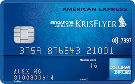Best Air Miles Credit Cards Singapore Moneysmart