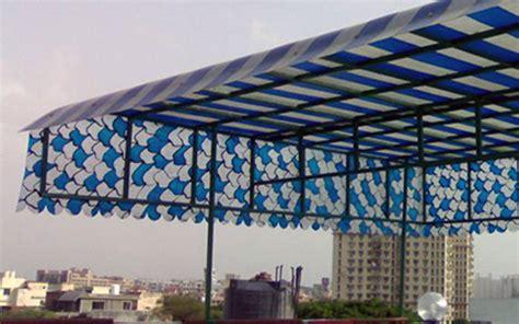 balcony shed ambica fabrication fiberglass