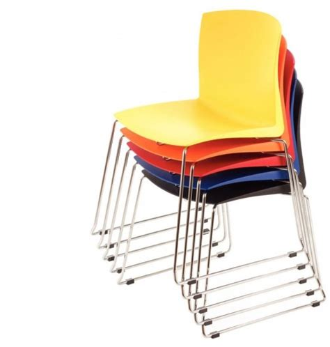 stack high density chair