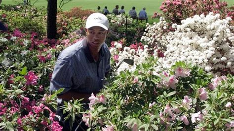 Tiger Woods' Augusta highlights - a look back at his ...