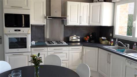 relooker table de cuisine relooking de meubles de cuisine