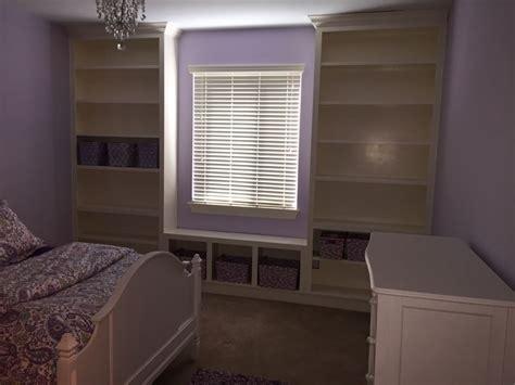 jaimes custom cabinets white built   window
