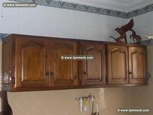 Element De Cuisine : modele de cuisine en bois tunisie ~ Melissatoandfro.com Idées de Décoration