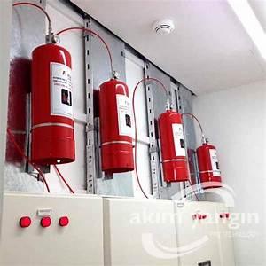 Panel Extinguishing Systems