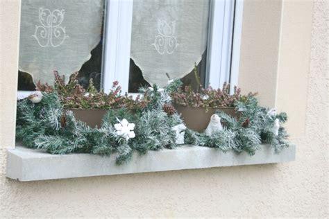 decoration de noel exterieur noel theme blanc deco