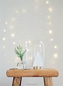 Glas Mit Lichterkette : minimalistische moderne weihnachtsdeko mit glas lichterkette und avec weihnachtsdeko im glas et ~ Yasmunasinghe.com Haus und Dekorationen