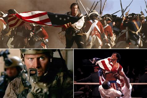 13 Most Patriotic Movies Ever 'rocky Iv,' 'independence