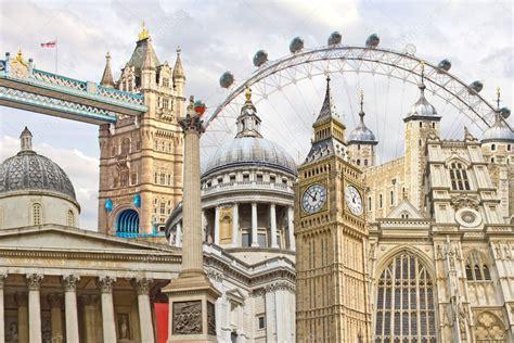 Monuments Célèbres De Londres, Royaumeuni — Photo