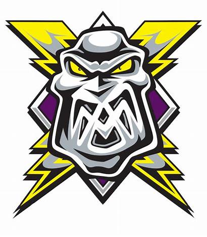 Storm Manchester Ice Logos Hockey Steelers Primary