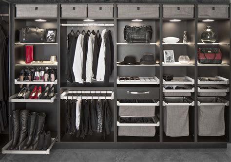 Hafele's modular, custom closet system engages customers