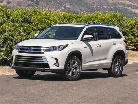 2017 Toyota Highlander Configurations by 2017 Toyota Highlander Hybrid Price Photos Reviews