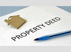 How to Transfer a Real Estate Deed realtorcom®
