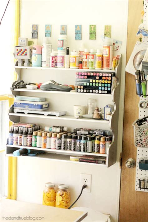 Craft Room Storage Ideas Small Space Decoredo