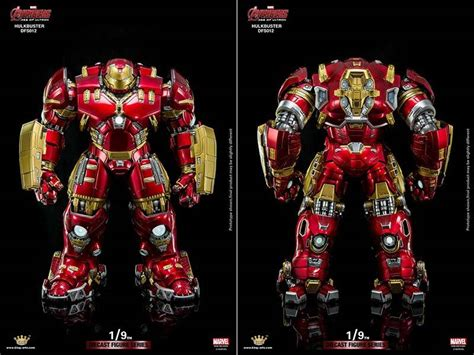 hulkbuster diecast figure  hold   scale iron