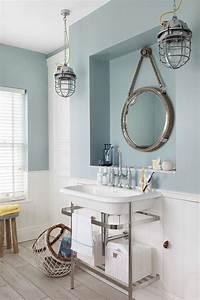 Belle maison a linterieur design so british vivons for Salle de bain design avec jeux de décoration d animaux
