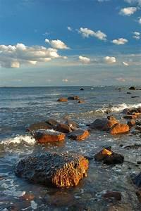 Atlantic Ocean Near Massachusetts