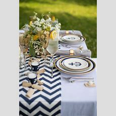 Set Sail With Nautical Wedding Ideas  Strictly Weddings