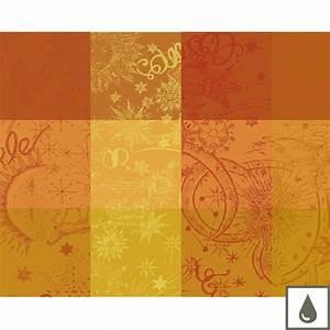Set De Table Design : set de table design campagane chalet jaune ~ Teatrodelosmanantiales.com Idées de Décoration