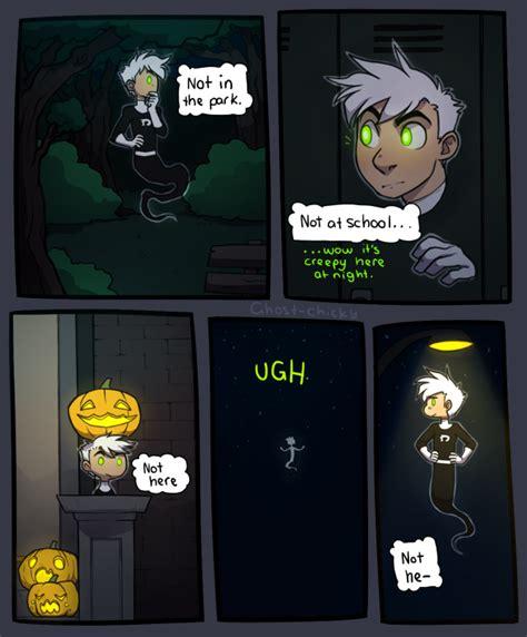 ectober comic pg  images danny phantom phantom