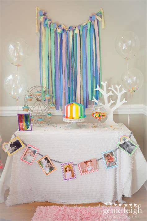 kara 39 s party ideas rainbow themed birthday party genieleighphotobirthday 2 600x900 kara 39 s party ideas